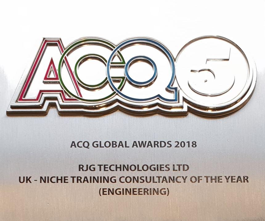 ACQ5 award