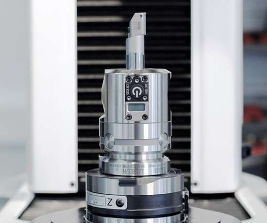 the EWE digital boring head from BIG KAISER Precision Tooling Inc.
