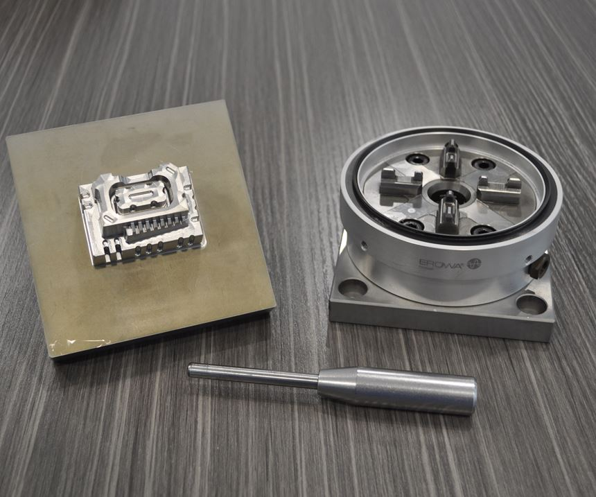 Workholding parts