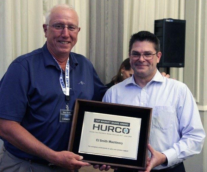 Top Market Share Award