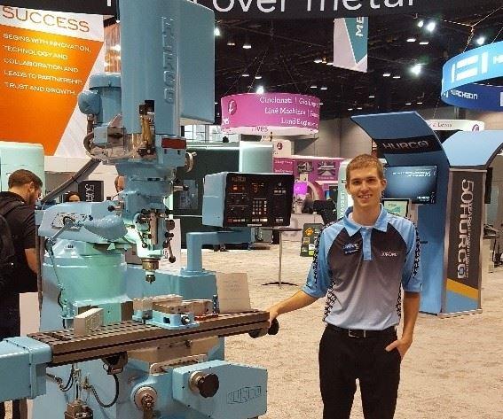 restored machine tool
