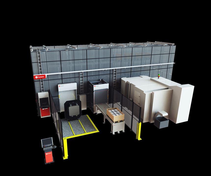 Fastems LLC automation system