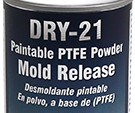 IMS Co. Dry-21 mold release can