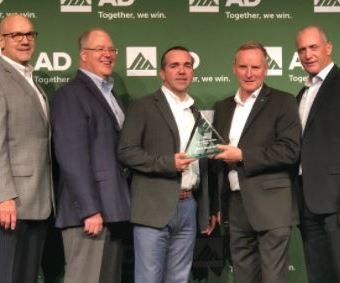 Seco Tool award winners