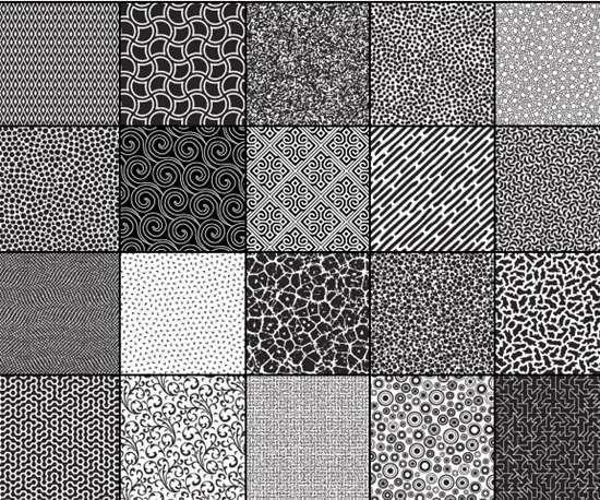 texture squares