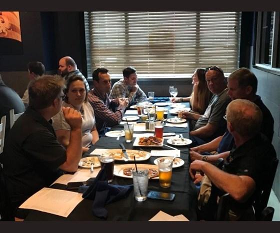 EAB Dinner at Amerimold 2018
