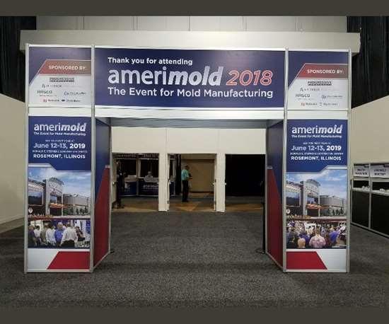 Amerimold 2018 entryway walkthrough