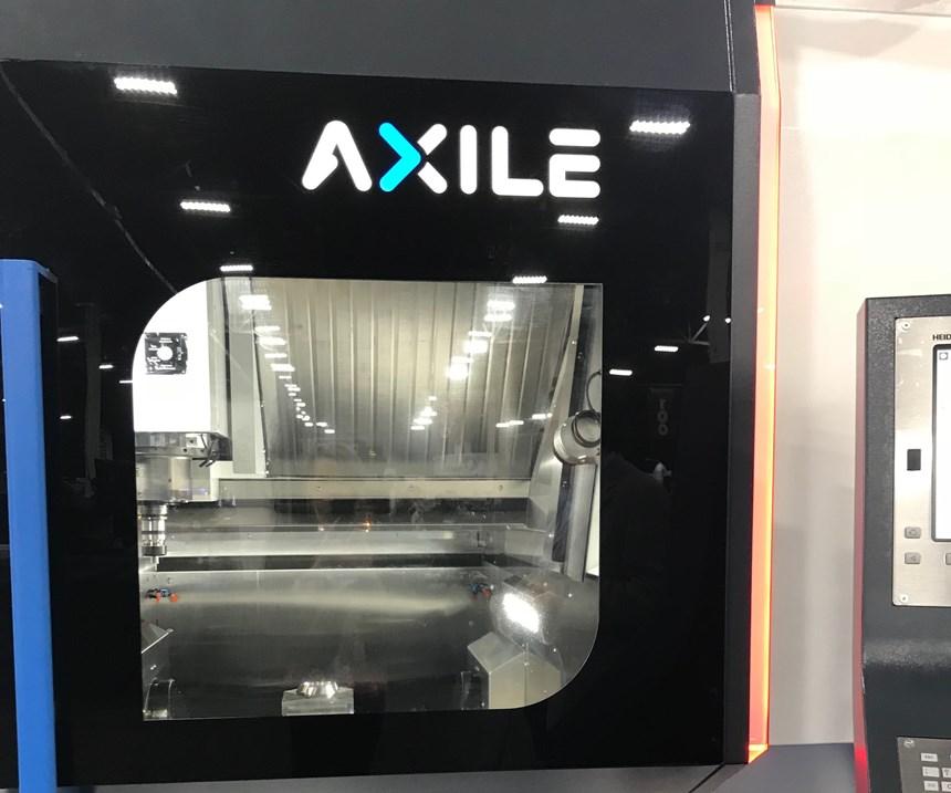 JMT Axile machine