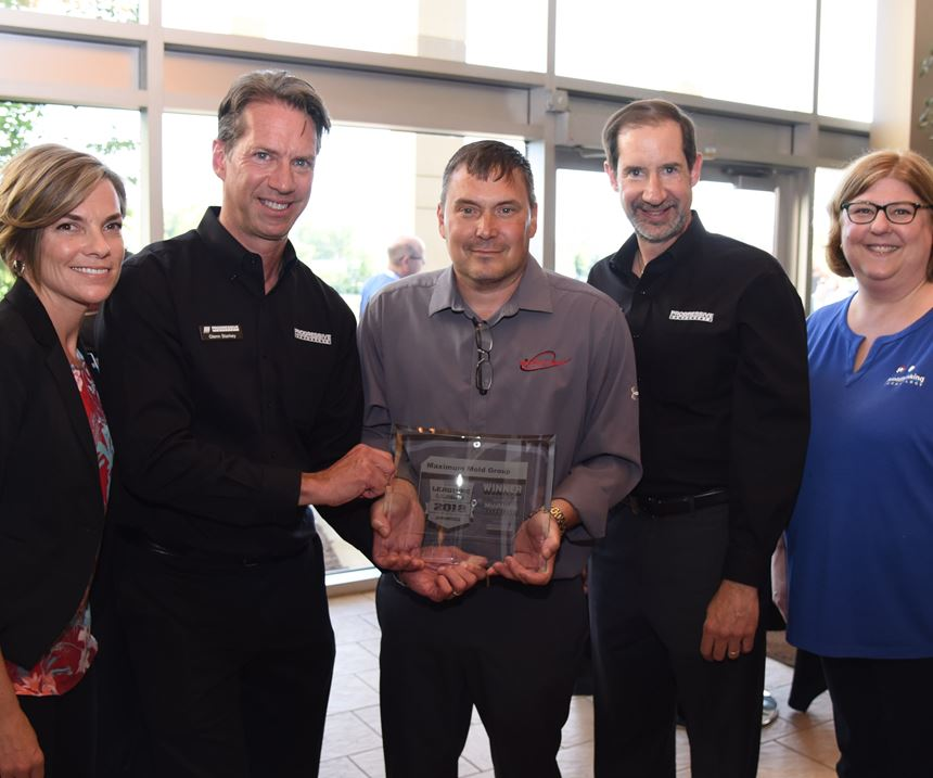 MMT, Progressive Components and Leadtime Leader Maximum Mold Group