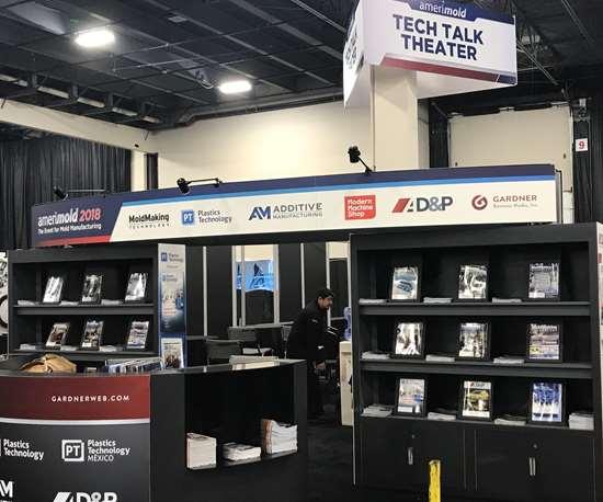 Amerimold 2018 tech talks stage