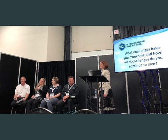 AMBA workforce development panel