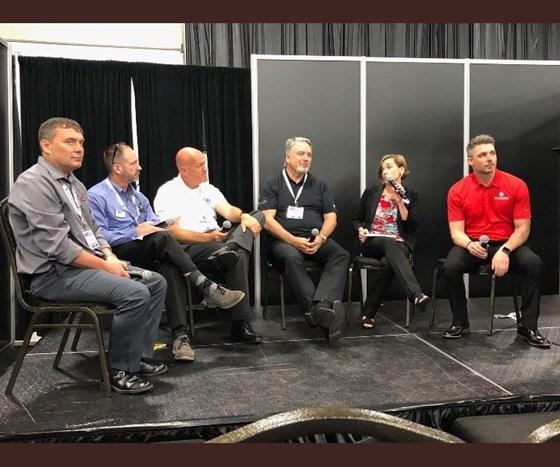 Leadtime Leaders Tech Talk at Amerimold 2018