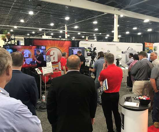 Alliance Specialties demonstration at Amerimold 2018