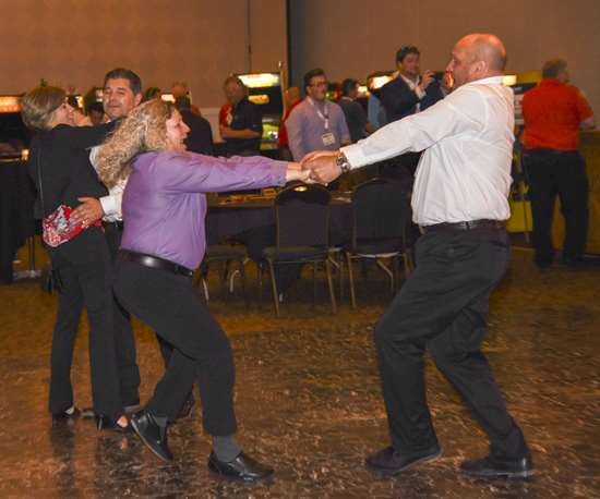 More dancing at Amerimold 2019