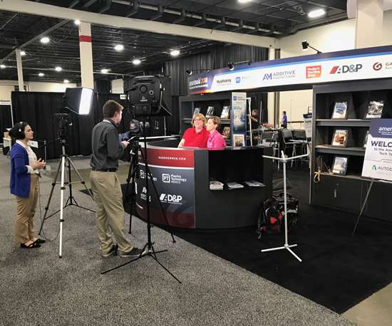 Final video recap of Amerimold 2018