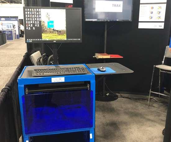 MoldTrax at Amerimold 2018