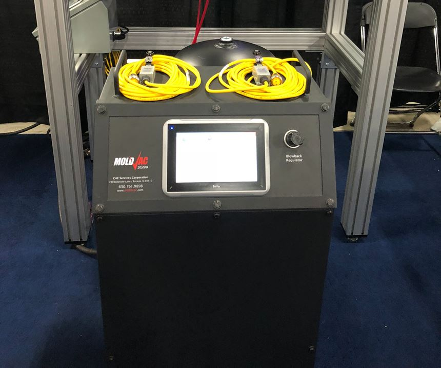 MoldVac System at Amerimold 2018