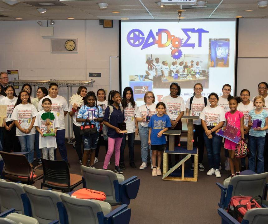 GADgET students