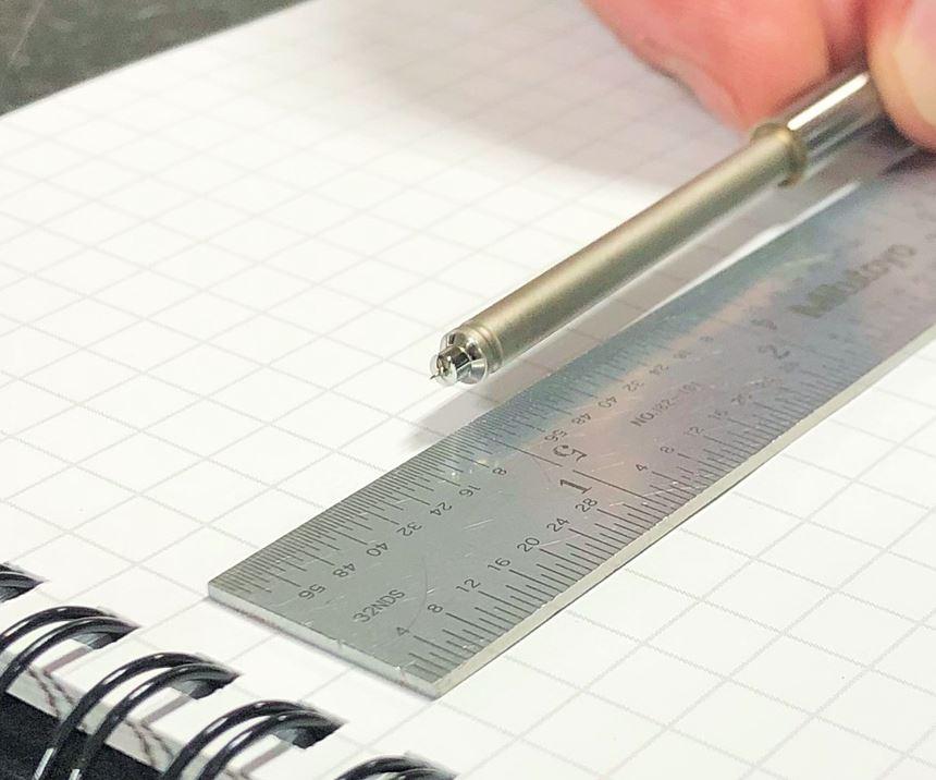 ruler paper