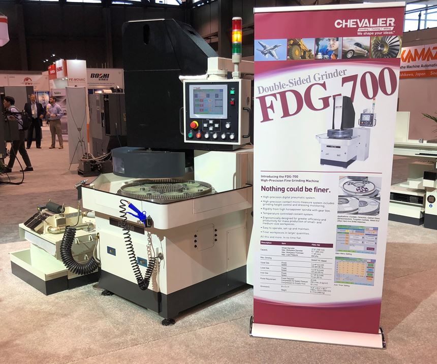 Chevalier FDG-700 Double Sided Grinder