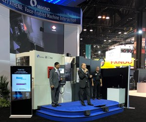 Makino at IMTS