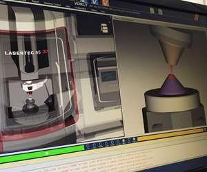 CGTech Simulation software screenshot