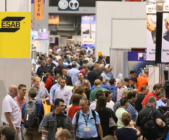 IMTS 2018, the International Manufacturing Technology Show, is the largest event dedicated to manufacturing in North America.
