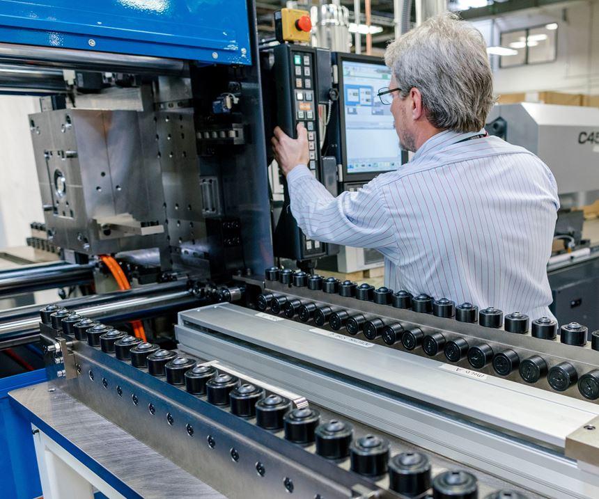 Canon Virginia's new Multi-Mold System