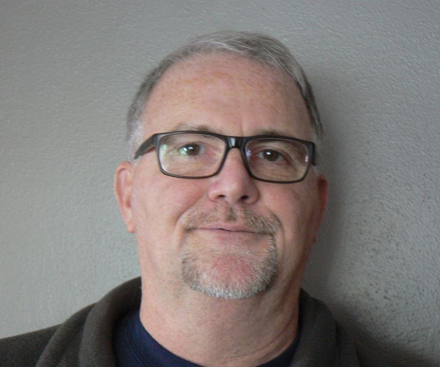 Vero Software Applications Engineer Randal Warkentien