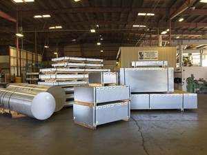 Aluminum Plates Ideal for Molding and Tooling Industry