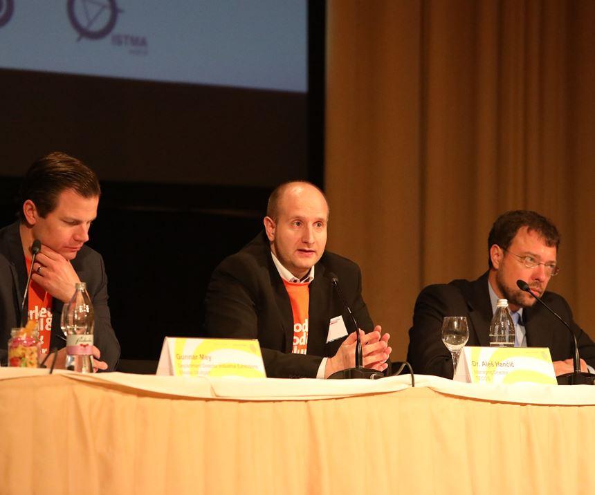 Aleš Hančič, Managing Director of Tecos, the Slovenian Tool and Die Development Center.