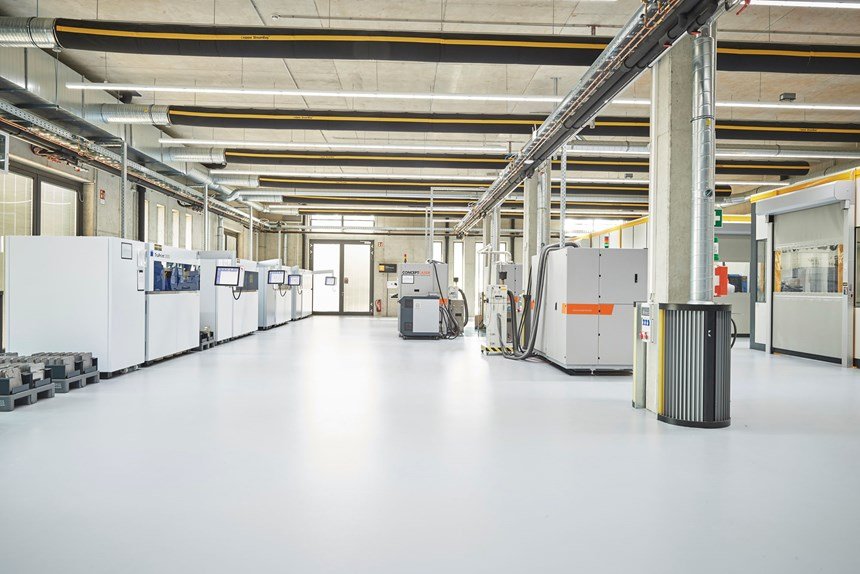 Additive manufacturing at Toolcraft