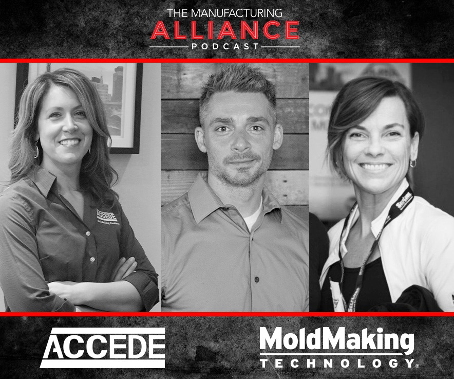 PODCAST: Bringing in Curious Next-Generation Mold Builders