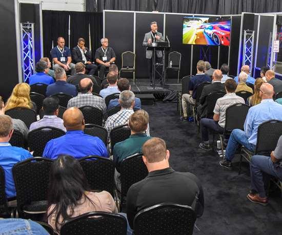 Tech Talks at Amerimold 2018