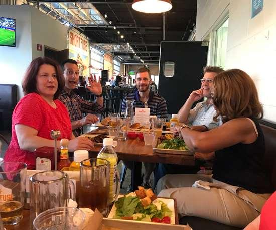 Editorial Advisory Board dinner at Amerimold 2019
