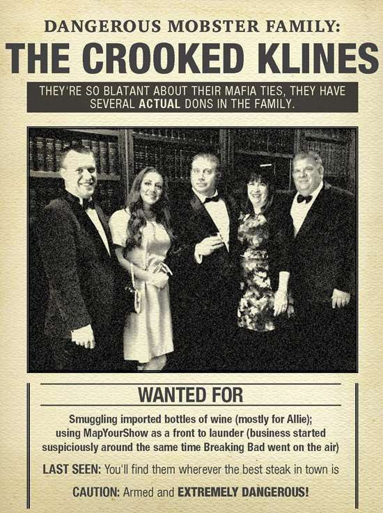 Amerimold WANTED poster 2019
