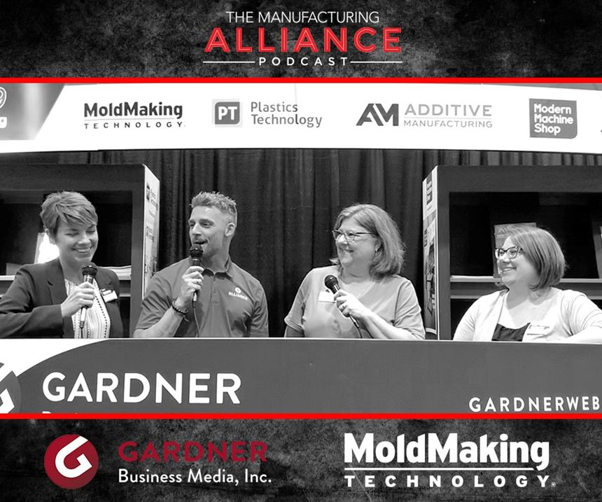 MMT Editorial Team with The Manufacturing Alliance Podcast