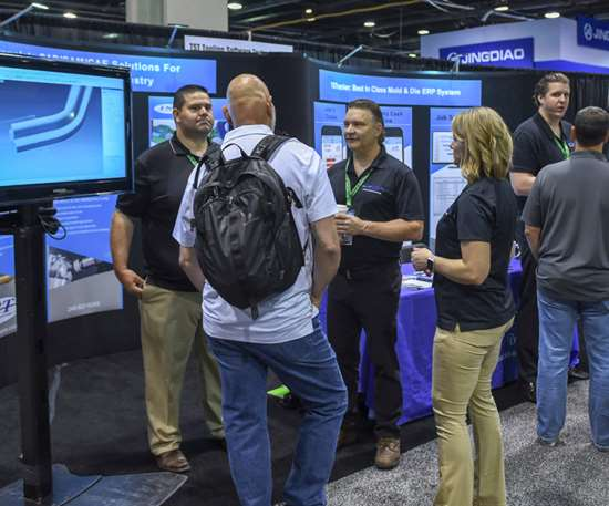 TST Tooling Software Technology at Amerimold 2019
