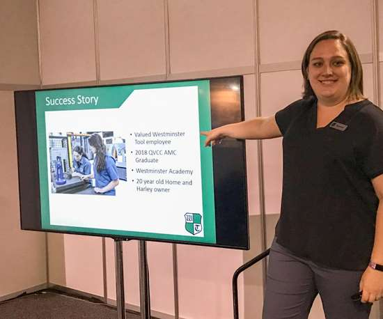 Westminster Tool at Amerimold 2019