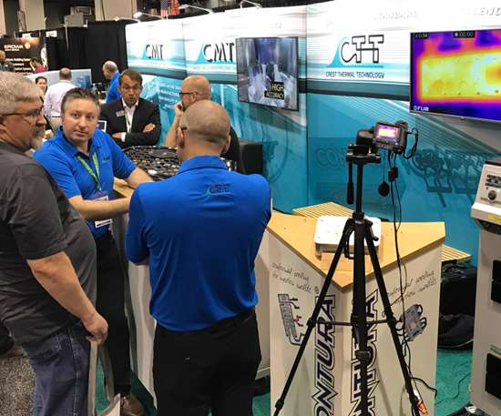 Crest Mold Technology at Amerimold 2019