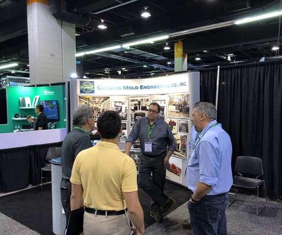 Chicago Mold Engineering at Amerimold 2019
