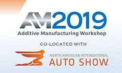 AM Workshop for Automotive logo