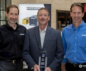 AMBA Tooling Trailblazer 2019 Award winner