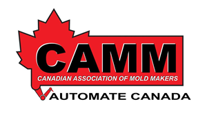 Canadian Association of Mold Makers' Automate Canada logo