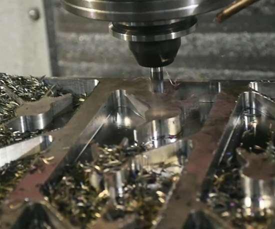 machining mold