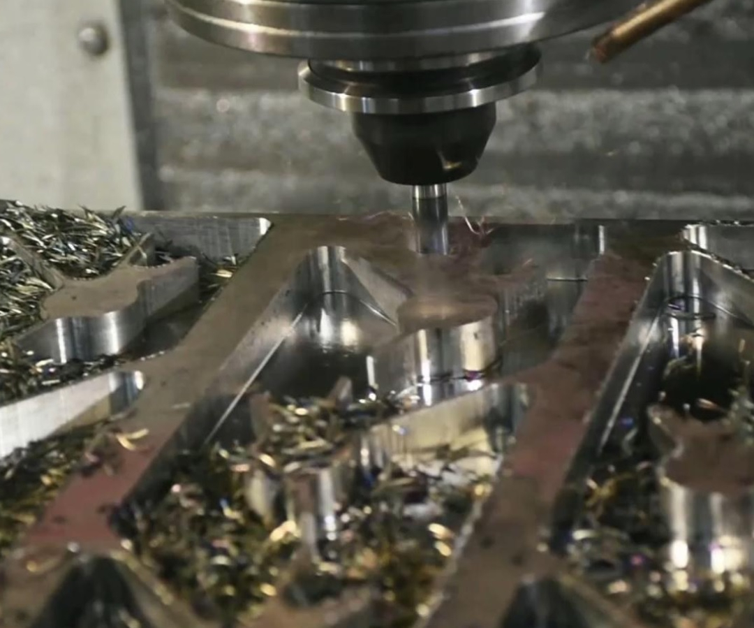 machining mold