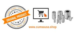 E-commerce Available to Purchase CUMSA Center Inserts, Daters with Traceability Components