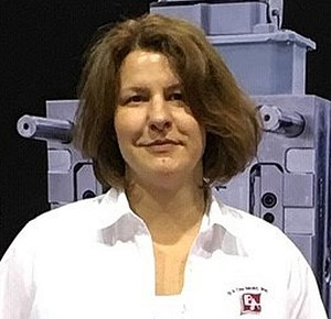 Francine Petrucci, president of B A Die Mold Inc.