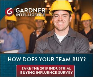 Survey Identifies Trends and Best Practices in Industrial Sales and Marketing image