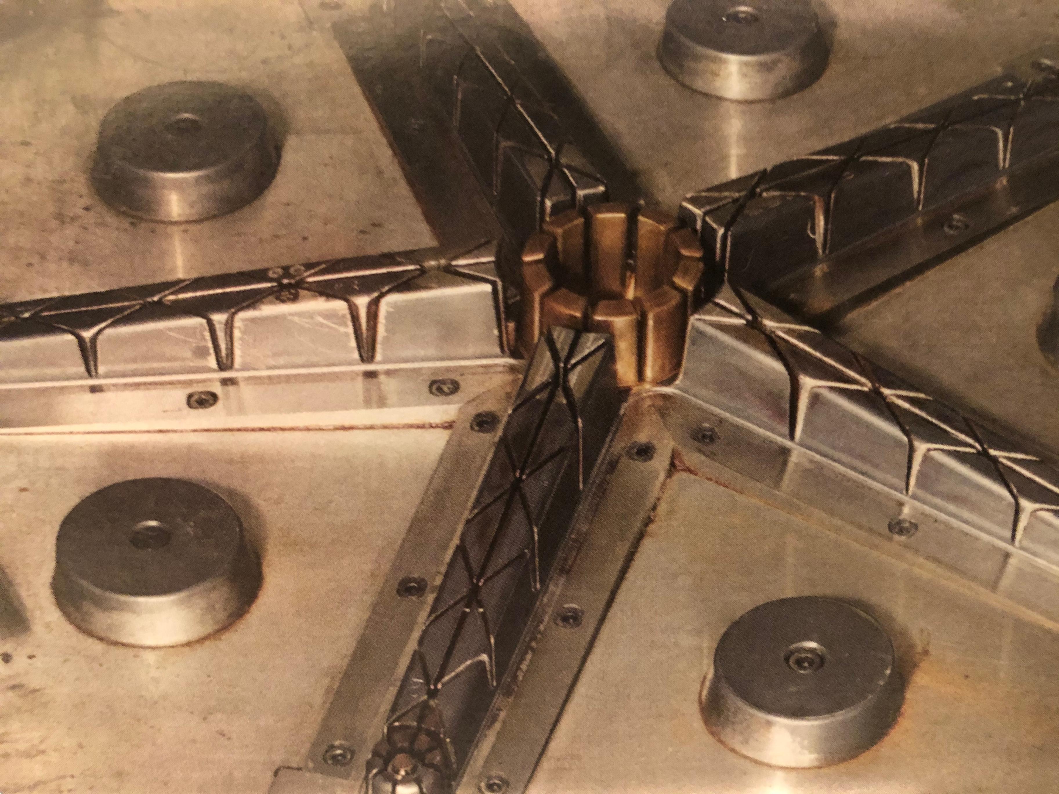 mold copper alloy
